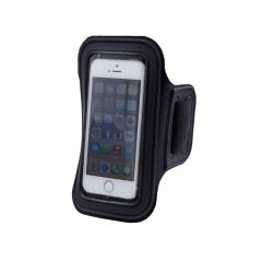 Braçadeira para Celular / iPhone / Galaxy Preta (P) - SKYHILL