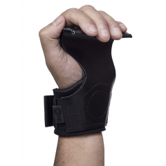 Hand Grip Power Luva Para Pull Up Skyhill - Preto
