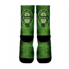 Meias Elite - Meia Divertida Heineken