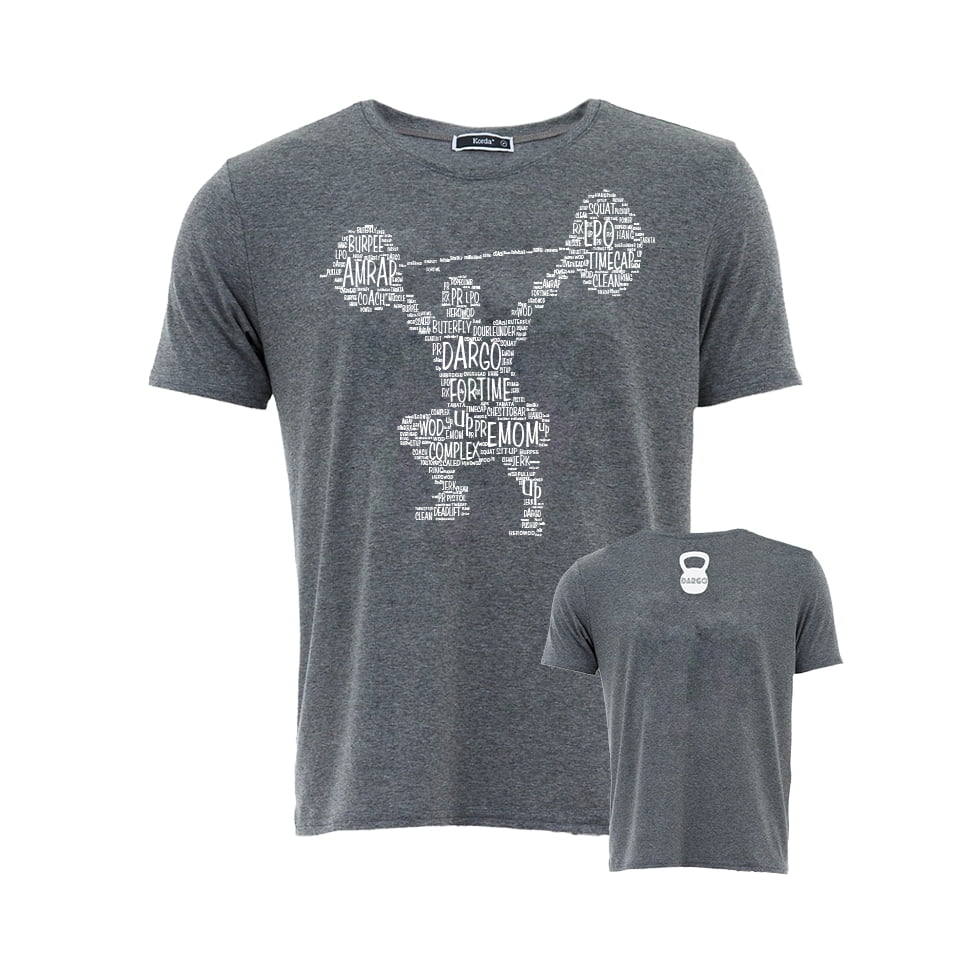 Camiseta Snatch - Modelo Masculino